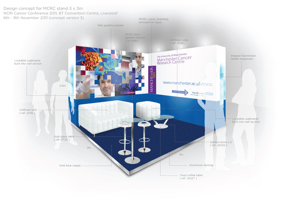Exhibition Stand Graphic Design : Steve cripps graphic designer website