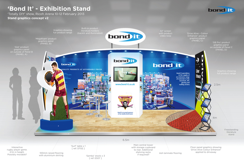 Exhibition Stand Design Decor : Interior decor exhibition stand design fabrication u evergreen