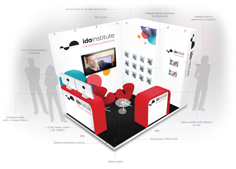 Steve Cripps Graphic Designer Website Exhibition Stand Designs Tring Hertfordshire