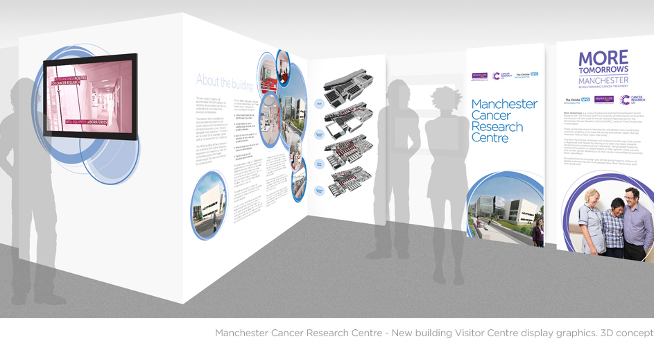 Exhibition Stand Graphics : Steve cripps graphic designer website